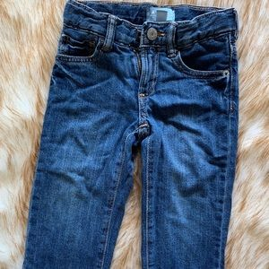 Gap fleece lined jeans 3t perfect for winter/snow